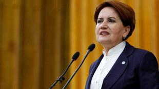 Akşener: AK Parti, 2023 hedeflerinin çöp olduğunu itiraf etti