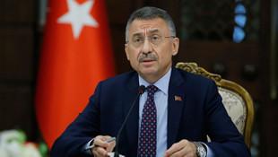 Cumhurbaşkanı Yardımcısı Oktay: ''KKTC'ye 117 milyon lira aktarıyoruz''