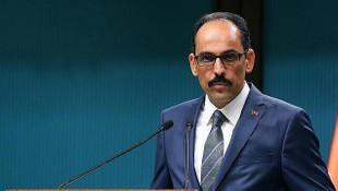 Sözcü Kalın'dan, ABD Ulusal Güvenlik Danışmanı ile Doğu Akdeniz görüşmesi