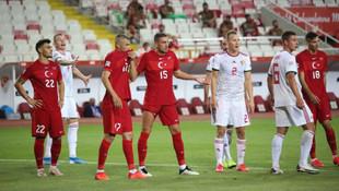 Macaristan'a tek golle yenildik