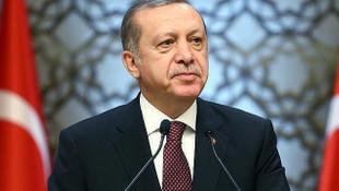 Cumhurbaşkanı Erdoğan'dan ''Sivas Kongresi'' mesajı