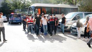 Uyuşturucu operasyonu! 9 kişi gözaltına alındı