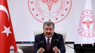 Bakan Koca, Türkiye geneli yoğun bakım doluluk oranını açıkladı