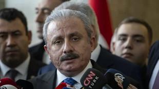 TBMM Başkanı Mustafa Şentop'tan ''idam cezası'' açıklaması