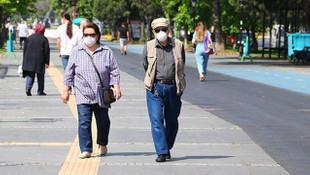 Tokat'ta 65 yaş ve üzerine kısıtlama