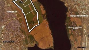 Kanal İstanbul güzergahında 1.4 milyarlık arsa satışı!