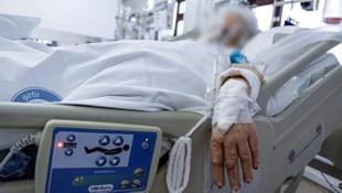 Ankara'da %100 doluluk oranına ulaşan hastaneden ilk görüntüler