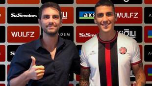 Roco, Karagümrük'e transfer oldu