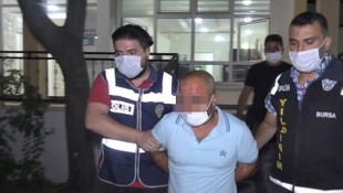 Eşini 9 yerinden bıçaklayan cani koca tutuklandı