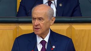 Bahçeli: Cumhur İttifakı'nın 2023'teki cumhurbaşkanı adayı bellidir