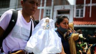 Meksika'da ölüm belgeleri tükendi! 1 milyon 100 bin yeni ölüm belgesi