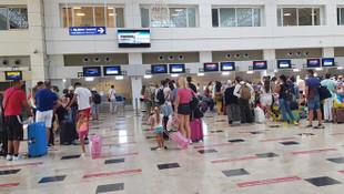 Antalya'ya gelen turist sayısı 1.5 milyonu geçti
