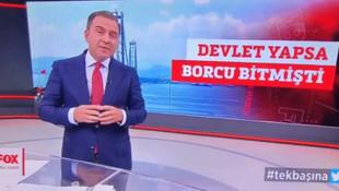 Fatih Portakal'dan koltuğu devralan Selçuk Tepeli'den konuşulacak ifade