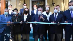 TBMM Başkanı Şentop, Türk Bayrakları Müzesi'nin açılışını yaptı