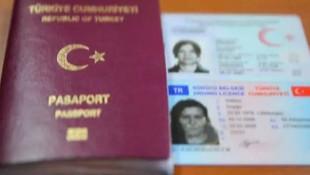 İşte 2021'in zamlı pasaport, kimlik kartları, sürücü belgeleri