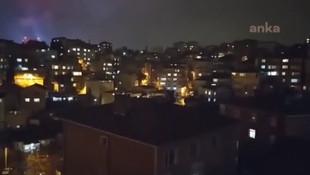 İstanbul'da tencere tavalı Melih Bulu protestosu