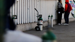 Meksika'da oksijen tüpü kuyruğu: Bilanço ağırlaşıyor!