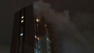 İstanbul'da dehşet! Sevgilisini bağlayıp, evi ateşe verdi!