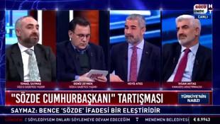 ''Atatürk'e sözde cumhurbaşkanı diyebilir misiniz' sorusuna ders gibi yanıt