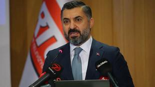 RTÜK'ten ''sansür'' açıklaması: ''Malesef...''