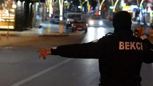 İçişleri Bakanlığı'ndan sokağa çıkma yasağı genelgesi
