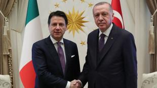 Cumhurbaşkanı, İtalya Başbakanı ile telefonda görüştü