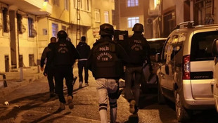 İstanbul'da PKK'ya büyük operasyon