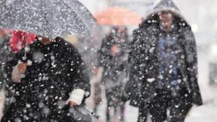Meteoroloji'den kritik uyarı: Kar 20-40 cm kalınlığa ulaşacak!