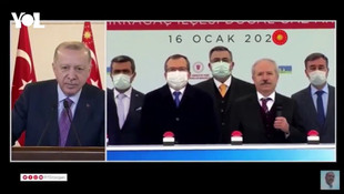 Erdoğan konuşmasına izin vermedi: Sen mikrofonu milletvekilimize ver