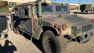 Askeri araç çalındı, FBI sosyal medyadan yardım istedi