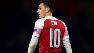 Mesut Özil'in geliş saati belli oldu