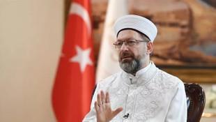 Diyanet İşleri Başkanı Erbaş, Yunan Başpiskoposunu kınadı