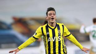 Bir rüya resmen gerçek oldu! Fenerbahçe Mesut Özil'i KAP'a bildirdi