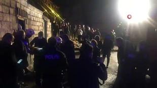 Gaziantep'te bina çöktü! Yaralılar var