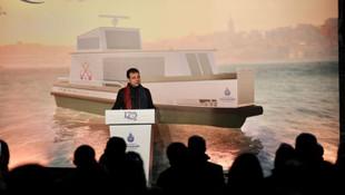 İmamoğlu'ndan İstanbullulara ''deniz taksi'' müjdesi