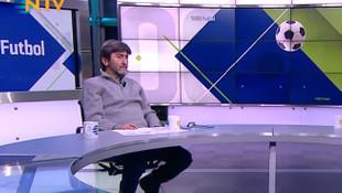 Rıdvan Dilmen'den Sergen Yalçın için çok konuşulacak sözler