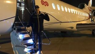 Türkiye'ye gelen Mesut Özil'den ilk açıklama