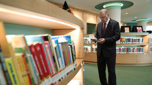 Cumhurbaşkanlığı'ndan 855 milyon TL'ye bir Millet Kütüphanesi daha!