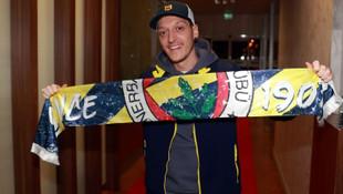 Mesut Özil, Fenerbahçe hisselerini uçurdu
