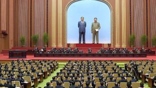 Kuzey Kore'de yeni kalkınma planı parlamentodan geçti