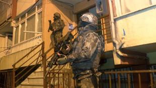 İstanbul merkezli büyük uyuşturucu operasyonu