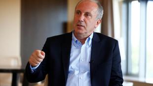 Muharrem İnce CHP'den istifa tarih belli oldu