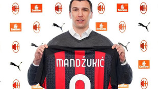 Beşiktaş'a kötü haber! Mandzukic, resmen Milan'da