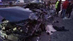 Mersin'de korkunç kaza! Çok sayıda ölü ve yaralı var