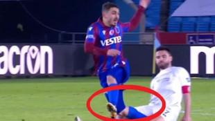 Trabzonspor'da Abdülkadir Ömür'ün ayak bileği kırıldı!