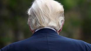 Trump'tan veda mesajı: ''Gururluyum!''