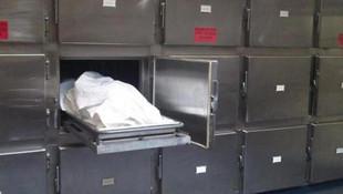 Öldü diye morga kaldırılan işçi canlandı