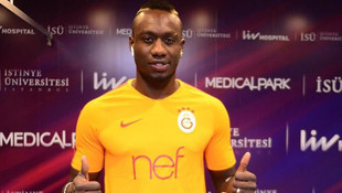 Galatasaray'da Diagne'nin bileti kesildi