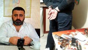 Firari suç örgütü liderinin adamlarına operasyon