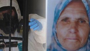 85 yaşındaki kadın cinayete kurban gitti